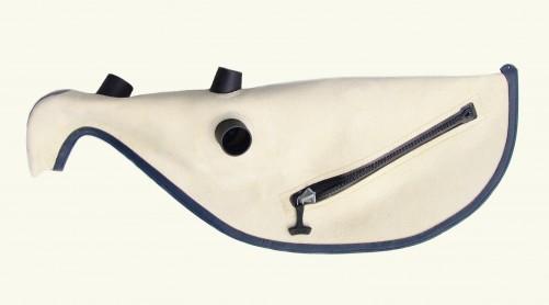Lee Sheepskin/Goatskin Pipe Bag