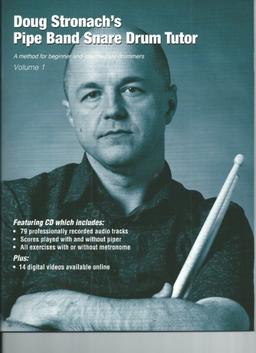 Doug Stronach Tutor & CD