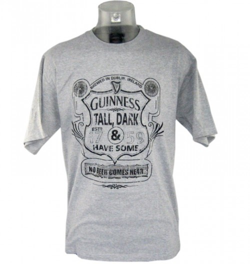 Guinness Tall Dark T-shirt G1166