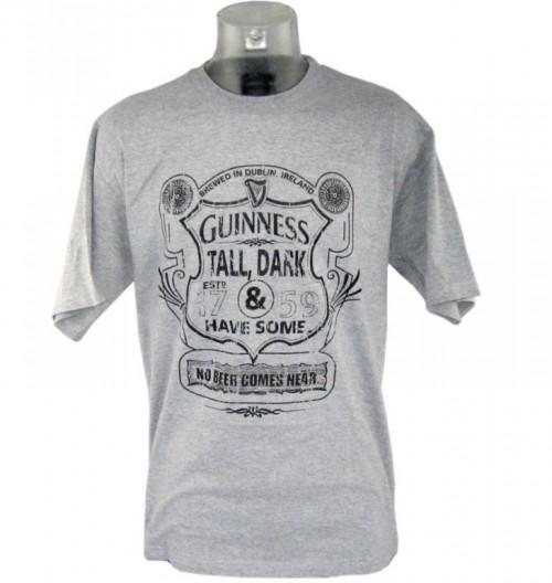 Guinness Tall Dark T-shirt G1166