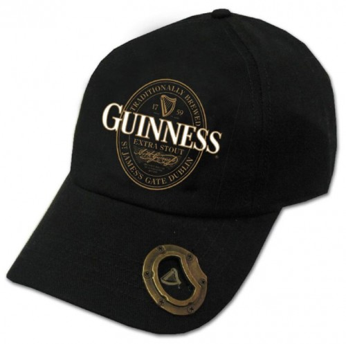 Guinness Label Opener Cap G6153