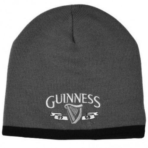 Guinness Grey Beanie G6164