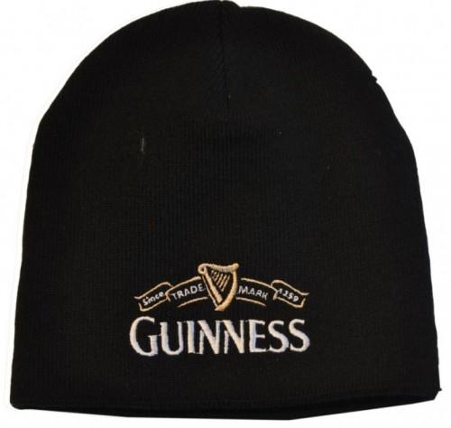 Guinness Black Beanie G6132