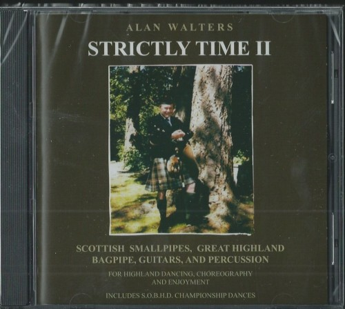 Strictly Time II Highland Dancing CD