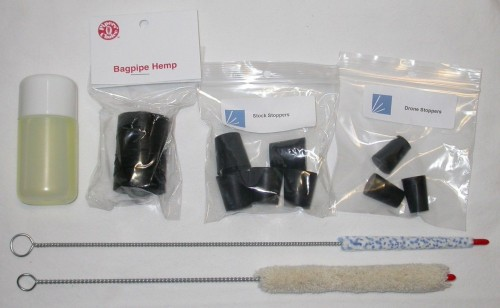 Maintenance Kit for your Bagpipes
