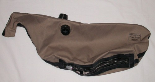 Bannatyne Synthetic Pipe Bag with Zipper