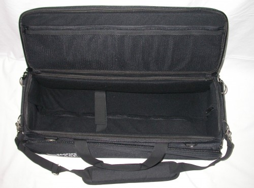 Kinnaird Deluxe Bagpipe Case with Wheels