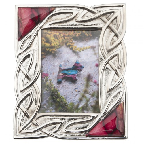 Heather Gem Celtic Picture Frame HG10