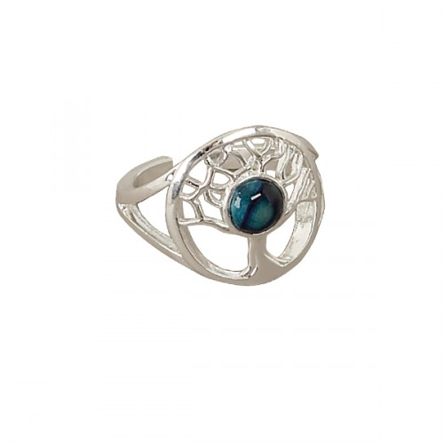 Heathergem Tree of Life Ring HR10