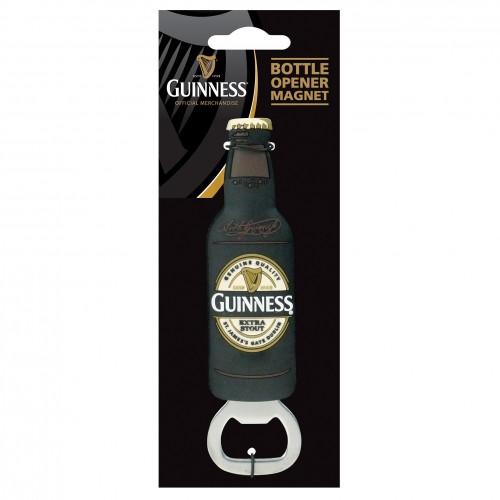 Guinness Bottle Opener Magnet GNS2158A