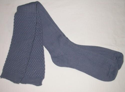 McCallum Band Socks, Denim Blue, XL