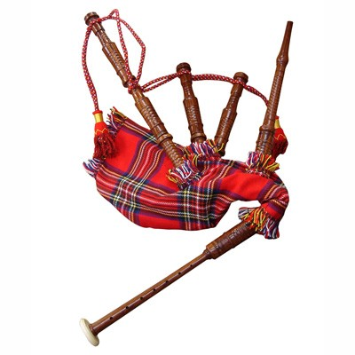 Children's Toy Bagpipes