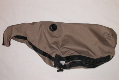 WMC Synthetic Pipe Bag