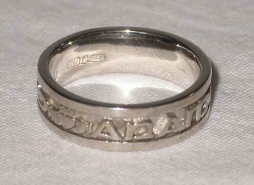 Mo Anam Cara Ring