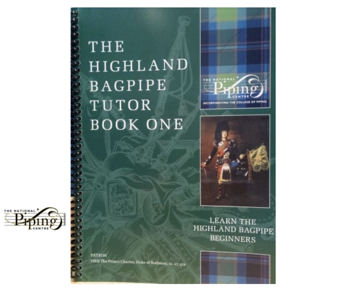 Highland Bagpipe Tutor Part 1 (Formerly College of Piping Tutor)