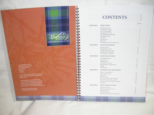 Highland Bagpipe Tutor Book 2