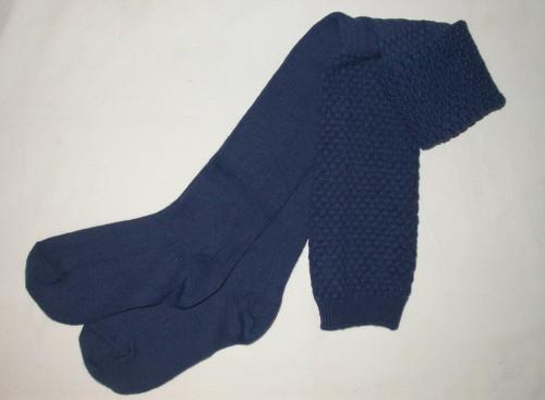 McCallum Band Socks, Airforce Blue