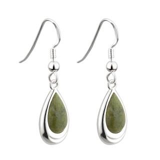 Connemara Marble Drop Earrings s33398