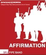 SFU Affirmation CD
