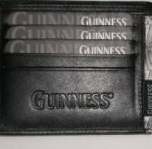 Guinness Leather Wallet GNS2334