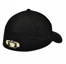 Guinness Black Claddagh Cap G9007