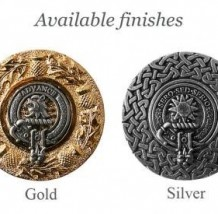 Available Crest Finishes