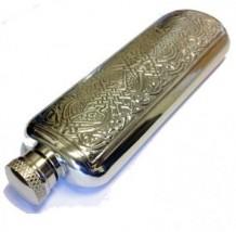 3 oz Celtic Flask