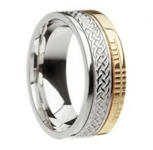 Faith Band Celtic Knot BR3