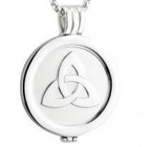 Trinity Coin Pendant S45787
