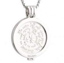 May the Road Rise Coin Pendant S45789