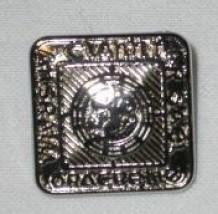 Silver Small Button