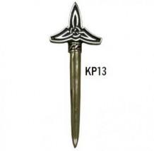 KP13 Celtic Kilt Pin