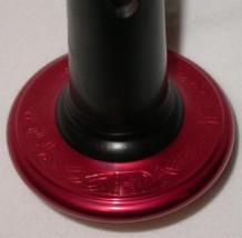 McCallum Blackwood Practice Chanter PC7 Red Celtic Sole