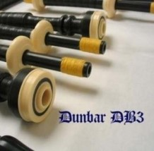 Dunbar DB3 Bagpipes