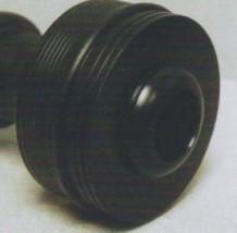 McCallum P0 Black Acetyl Bagpipes