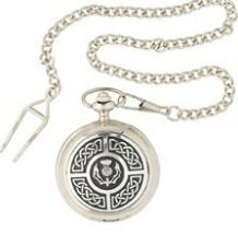 Thistle Celtic Pocket Watch