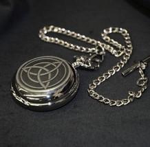 Trinity Mechanical Pocket Watch