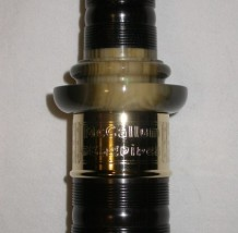McCallum AB4 Horn Gold Celtic Bagpipes