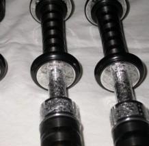 McCallum AB4 Blackwood Victorian Bagpipes