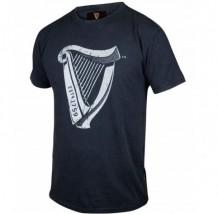 Guinness Black 1759 Distressed Harp T-Shirt G6072