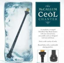 McCallum Ceol Band Chanter