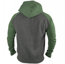 Guinness Gray and Green Hoodie G7023