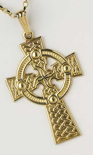 Traditional Celtic Cross Large C700