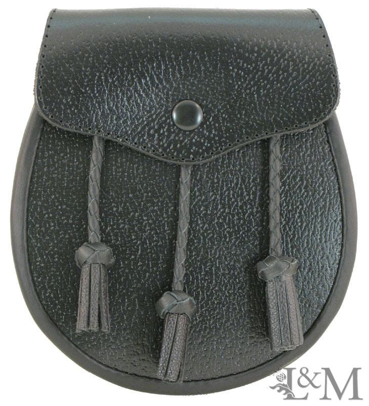 Leather Sporran #MSL-1001