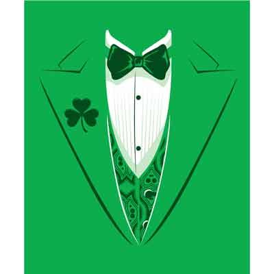 Irish Tux Shirt