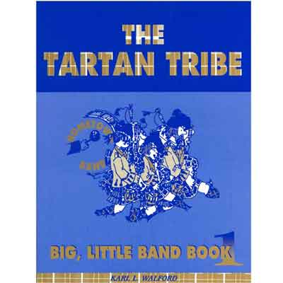 Tartan Tribe- Big, Little Band Book